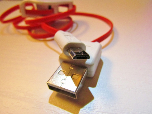 MicroUSB connector