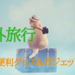 overseas-travel-convenience-goods